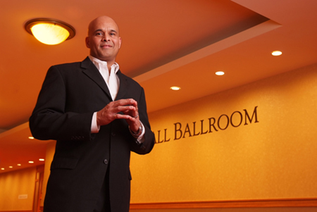 Client: Washingtonian, Subject: Chris Otway of the Marriott Wardman Park Hotel : Faces : Michael Ventura Photography, Washington DC, Portraits, Stock, Caribbean, Headshots, head, shots , Photographer, Photography